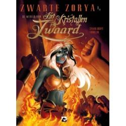 Wereld van Het kristallen zwaard Zwarte Zorya 01