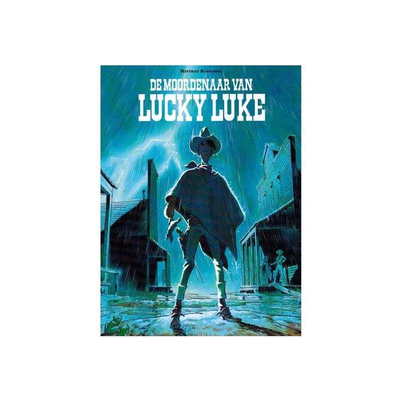 Lucky Luke   Oneshot 01 De moordenaar van Lucky Luke 01