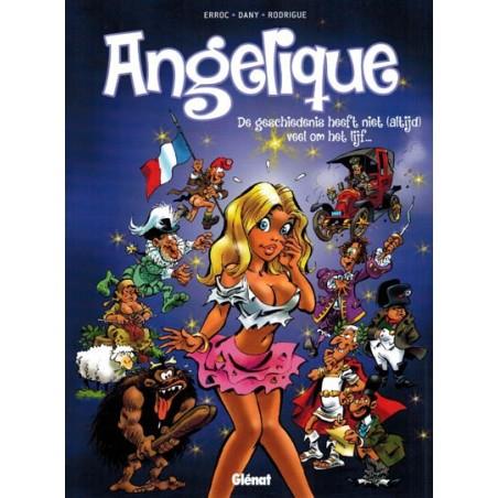 Angelique 01 De geschiedenis heeft niet (altijd) veel om het lijf... 1e druk 2016