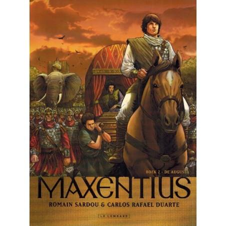 Maxentius 02 De Augusta