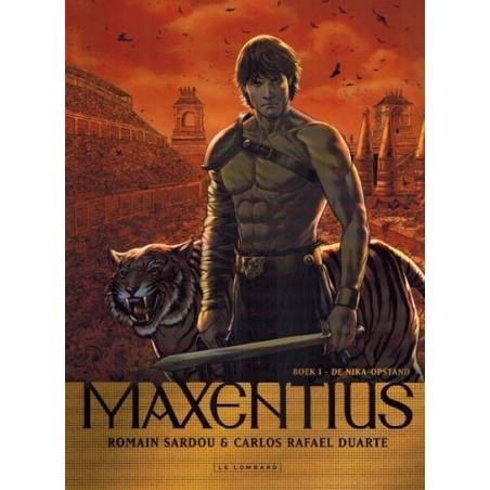 Maxentius 01 De Nika-opstand