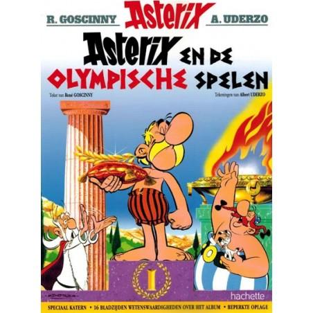 Asterix   Dossiereditie 12 De Olympische Spelen (met extra katern)