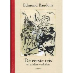 Baudoin strips HC De eerste reis en andere verhalen