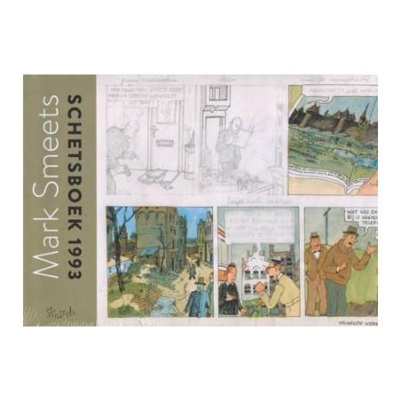 Smeets strips HC Schetsboek 1993