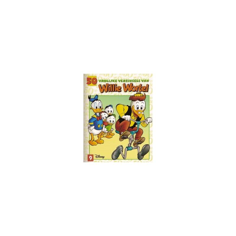 Donald Duck 50-reeks 09 Vrolijke verzinsels van Willie Wortel