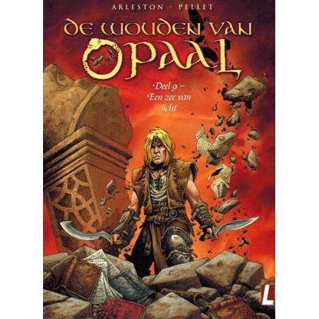 Wouden van Opaal 09 Een zee van licht