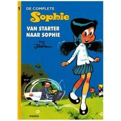 Sophie  Integraal Luxe HC 01 Van Starter naar Sophie