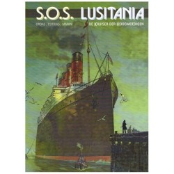 S.O.S. Lusitania set deel 1 t/m 3