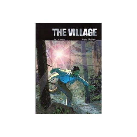 Village set deel 1 t/m 3