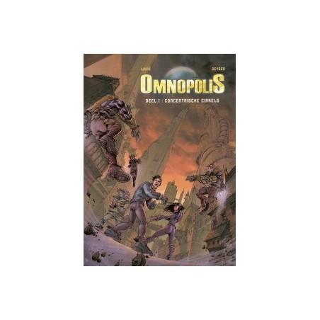 Omnopolis set deel 1 t/m 3