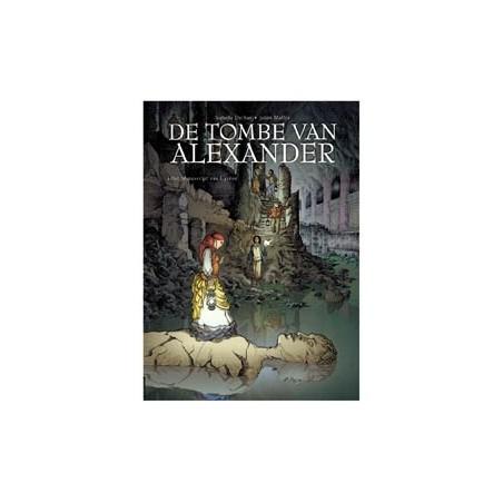 Tombe van Alexander set deel 1 t/m 3