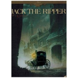 Jack the Ripper set deel 1 & 2 HC (Collectie 1800)