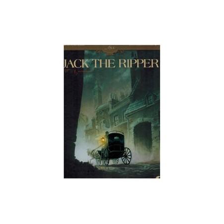 Jack the Ripper set deel 1 & 2 HC (Collectie 1800)