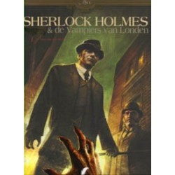 Sherlock Holmes & de Vampiers van Londen set deel 1 & 2 HC (Collectie 1800)