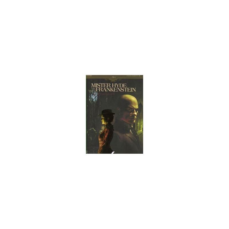 Mister Hyde vs. Frankenstein set deel 1 & 2 HC (Collectie 1800)