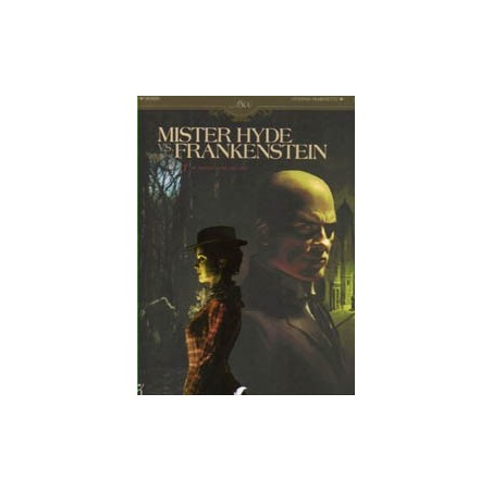 Mister Hyde vs. Frankenstein set deel 1 & 2 HC (Collectie 1800)