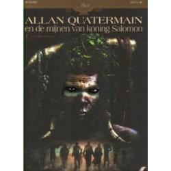 Allan Quartermain en de mijnen van koning Salomon set deel 1 & 2 HC (Collectie 1800)