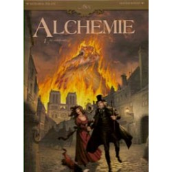 Alchemie set deel 1 & 2 (Collectie 1800)