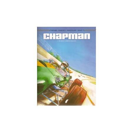 Chapman set deel 1 t/m 3