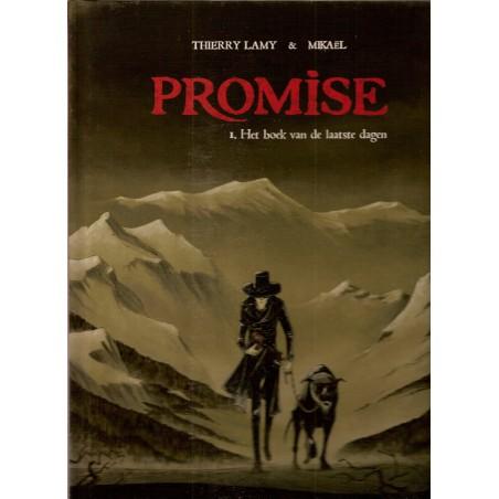Promise set HC deel 1 t/m 3 1e drukken 2013-2016