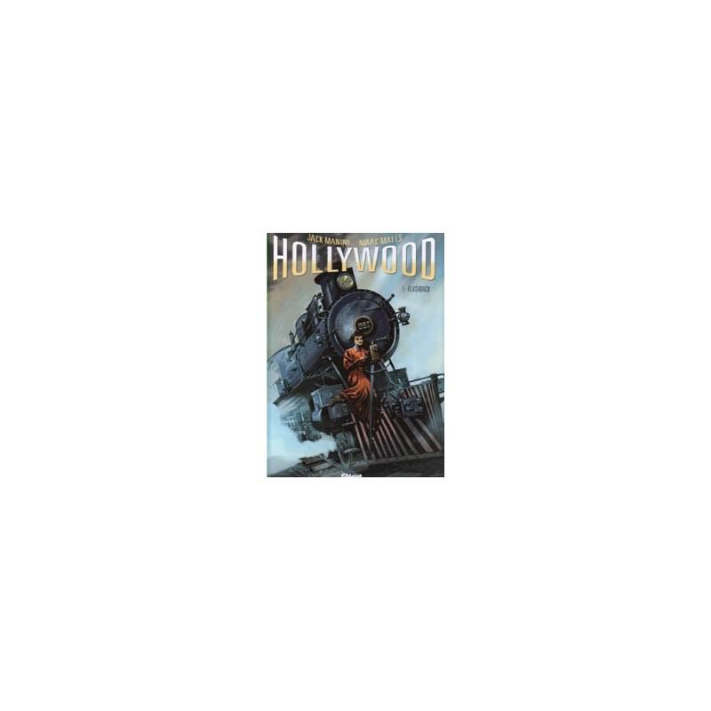 Hollywood set deel 1 & 2 HC 1e drukken 2010-2012
