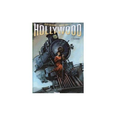 Hollywood set deel 1 & 2 HC 1e drukken 2010-2012
