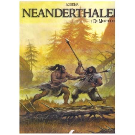 Neanderthaler 03 De meuteleider 1e druk 2016
