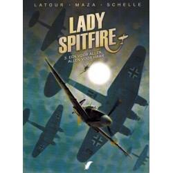 Lady Spitfire 093 Een voor allen, allen voor haar