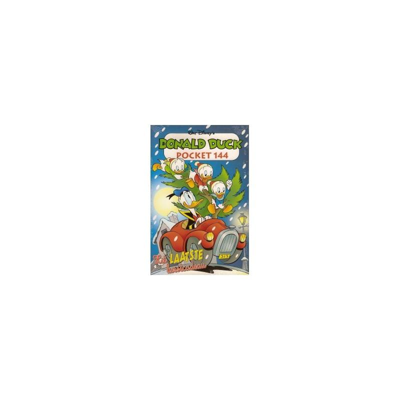 Donald Duck pocket 144 Het laatste kerstcadeau