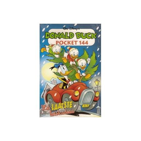 Donald Duck pocket 144 Het laatste kerstcadeau 1e druk 2007
