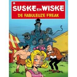 Suske & Wiske  330 De fabuleuze freak