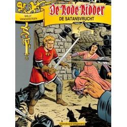 Rode Ridder  249 De satansvrucht (naar Vandersteen)