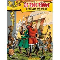 Rode Ridder  248 De drakar des doods (naar Vandersteen)