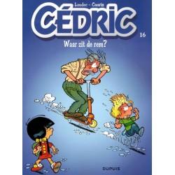 Cedric  16 Waar zit de rem?