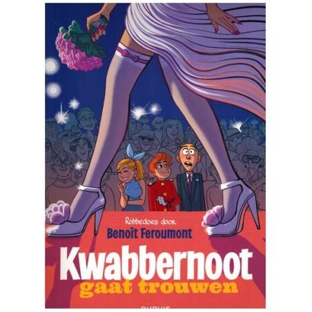 Robbedoes  Oneshot 09 Kwabbernoot gaat trouwen