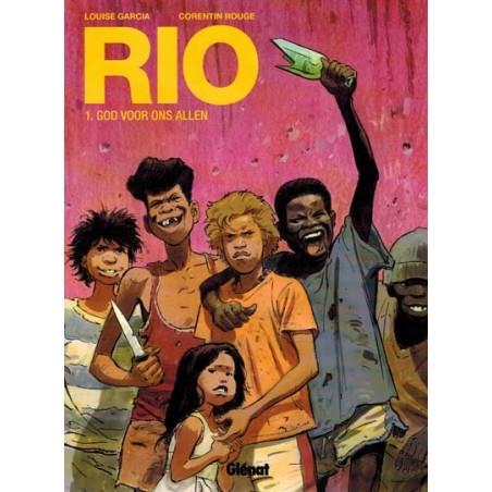 Rio 01 God voor ons allen