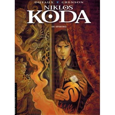 Niklos Koda 14 De spiborg