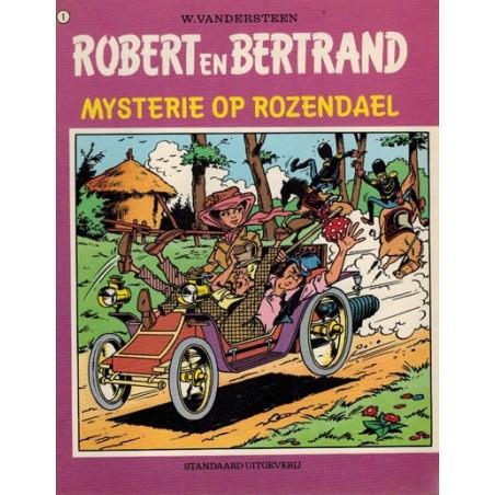 Robert en Bertrand 01 Mysterie op Rozendael 1e druk 1973