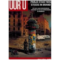 Uur U 08 Parijs staat nog steeds in brand 1976: 8 jaar na de burgeroorlog versterkt de VN...