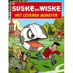 Suske & Wiske  335 Het lederen monster