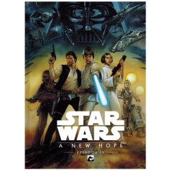 Star Wars  NL HC 04 A new hope