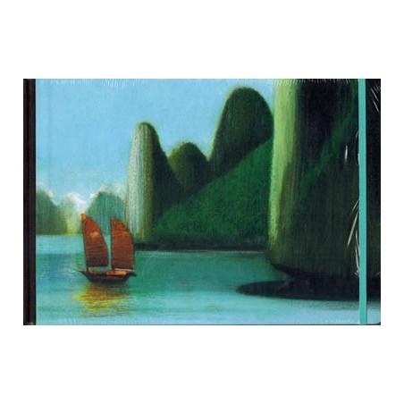 Mattotti reisboek Vietnam (travel book)