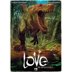 Love 04 HC De dinosaurus