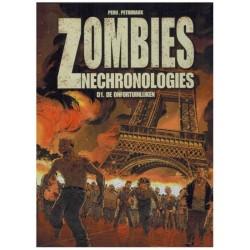 Zombies Nechronologies 01 De onfortuinlijken
