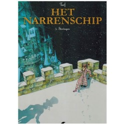 Narrenschip  set HC deel 1 t/m 3