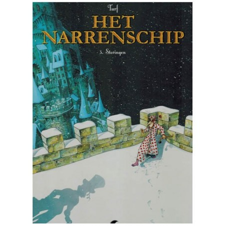 Narrenschip  set HC deel 1 t/m 6