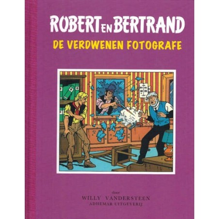Robert & Bertrand set VI HC deel 26 t/m 30