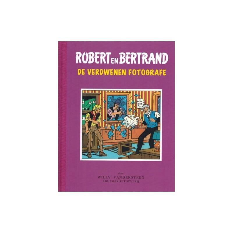 Robert & Bertrand set I t/m VIII HC deel 1 t/m 40