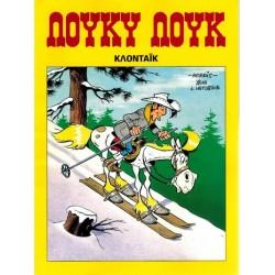 Lucky Luke Taal Grieks Klondike