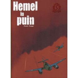 Hemel in puin set deel 1 t/m 4 HC